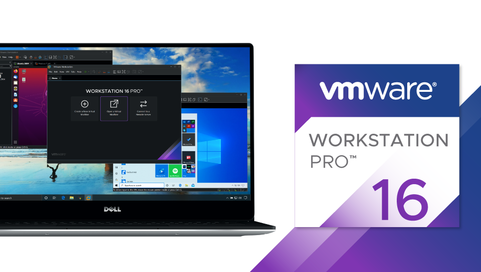 VMware Workstation Pro 16.1 Crack With License Key Free Download 2021