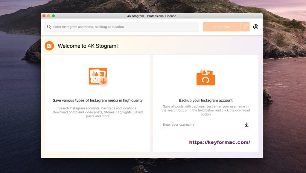 4k Stogram 3.1.1 Crack Plus License Key 2020 Full Version Download