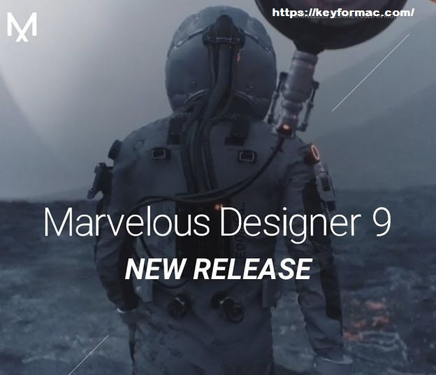 Marvelous Designer 9.5.1.431 Crack For Mac With Serial Key [Full Version] Download
