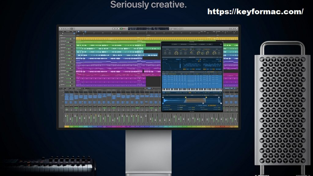 Apple Logic Pro X 10.6 Crack For Mac With Full Torrent Free Download