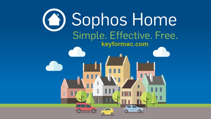 Sophos Home 3.1.2 Crack + Keygen Free Download 2021 {Updated}