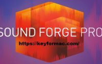 Sound Forge Pro 3.0 Crack Patch + Activation Code Free Download