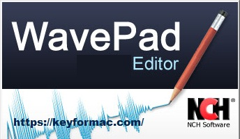 WavePad Sound Editor 11.44 Crack + Registration Code Free Download
