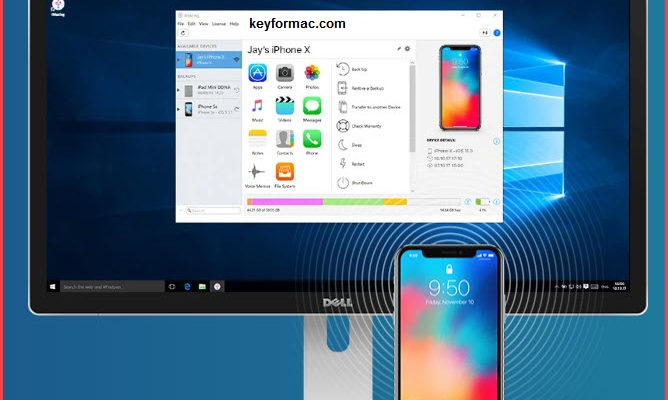 iMazing 2.13.2 Crack With Activation Number Free Download 2021