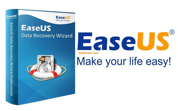EaseUS Data Recovery Wizard 13.6 Crack With Activation Key Free Download
