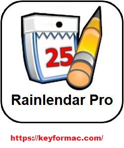 Rainlendar Pro 2.16 Crack With Keygen Download