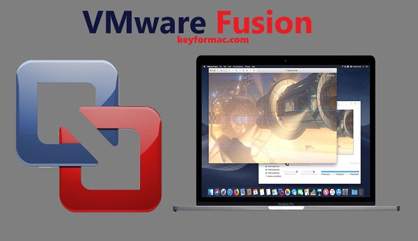 VMware Fusion 12.1.0 Crack With License Key Latest Version Download