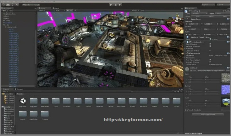 Unity Pro 2021.1.0 Crack With License Key Full Version Download
