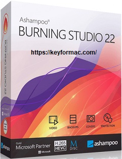Ashampoo Burning Studio 22.0 Crack + Activation Key Free Download