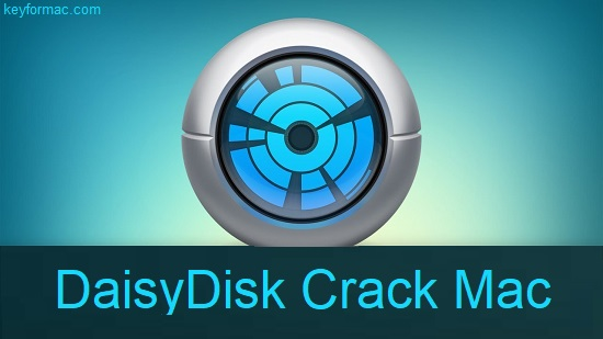 DaisyDisk 4.20.1 Crack With ctivation Key Free Download