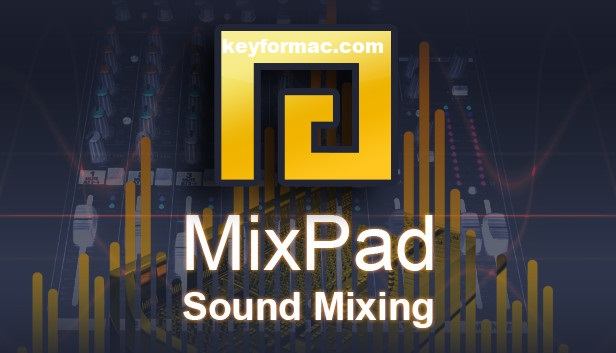 MixPad 7.58 Crack With Registration Code Free Download 2021