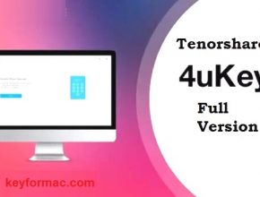 Tenorshare 4uKey 2.4.2.4 With Crack Activation Code Free Download