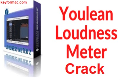 Youlean Loudness Meter 2.4.3 Crack + Activation Key Download 2021