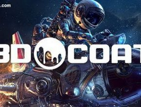 3D Coat 4.9.74 Crack With License Key Free Download 2021