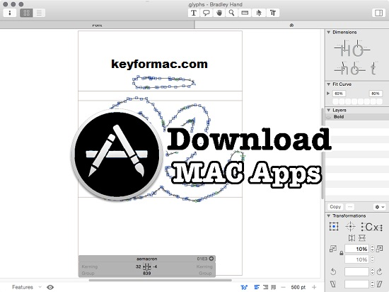 Glyphs 3.0.3 Crack With Serial Key Latest Version Download 2021