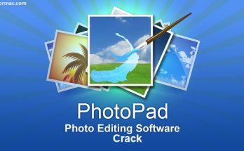 NCH PhotoPad Image Editor 7.40 Crack With Serial Key Free Download