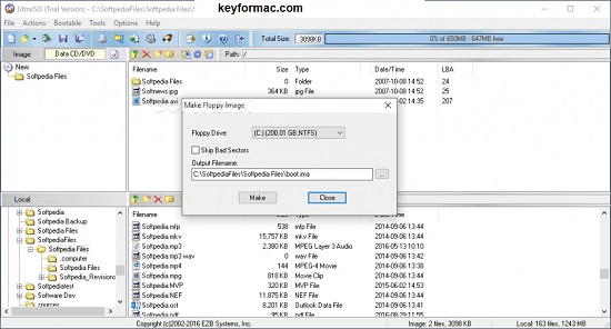UltraISO 9.7.6.3812 Crack With License Key Latest Version Download