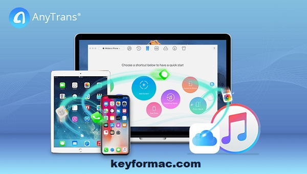 AnyTrans 8.8.3 Crack With Activation Code Free Download 2021