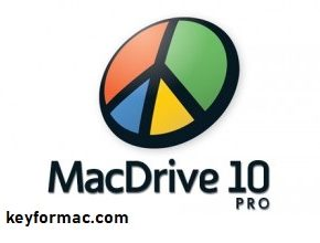 MacDrive Pro 10.5.7.6 Crack With Activation Key Free Download