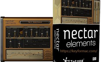 iZotope Nectar Elements 3.3.1 Crack With Serial Number Free Download